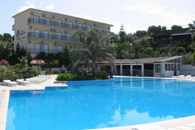 Hotel Golden Sun Finikounta