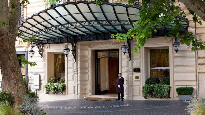 Regina Hotel Baglioni Rome