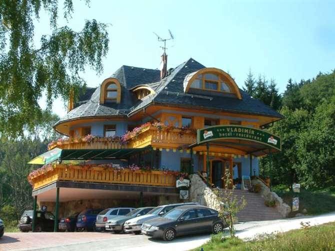 Hotel Vladimir Janské Lázně