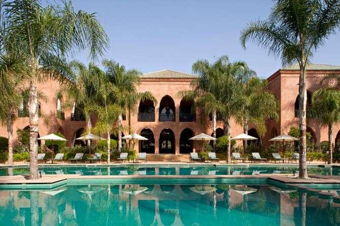 Mosaic Palais Aziza & Spa Marrakech