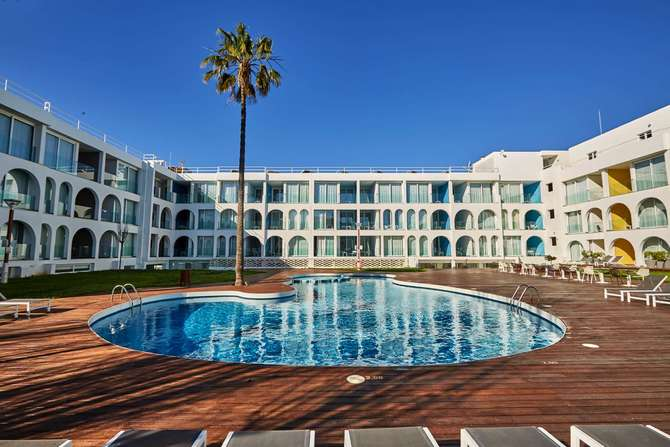 Ebano Select Appartementen Playa d'en Bossa