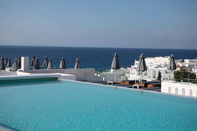 The George Hotel Platys Gialos