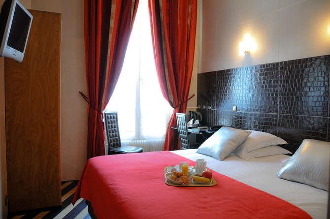 Hotel Aida Marais Parijs
