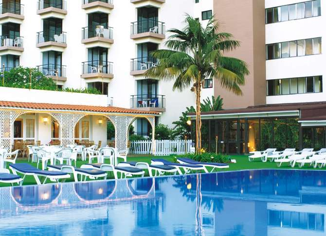 Dorisol Mimosa Hotel Funchal