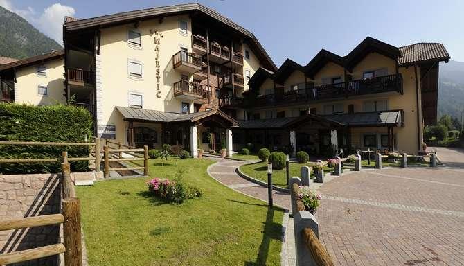 Aparthotel Majestic Predazzo