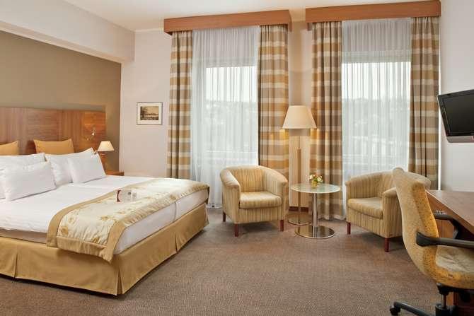 Hotel International Prague Praag