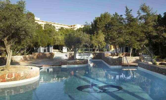 Fiesta Hotel Cala Gracio Sant Antoni de Portmany