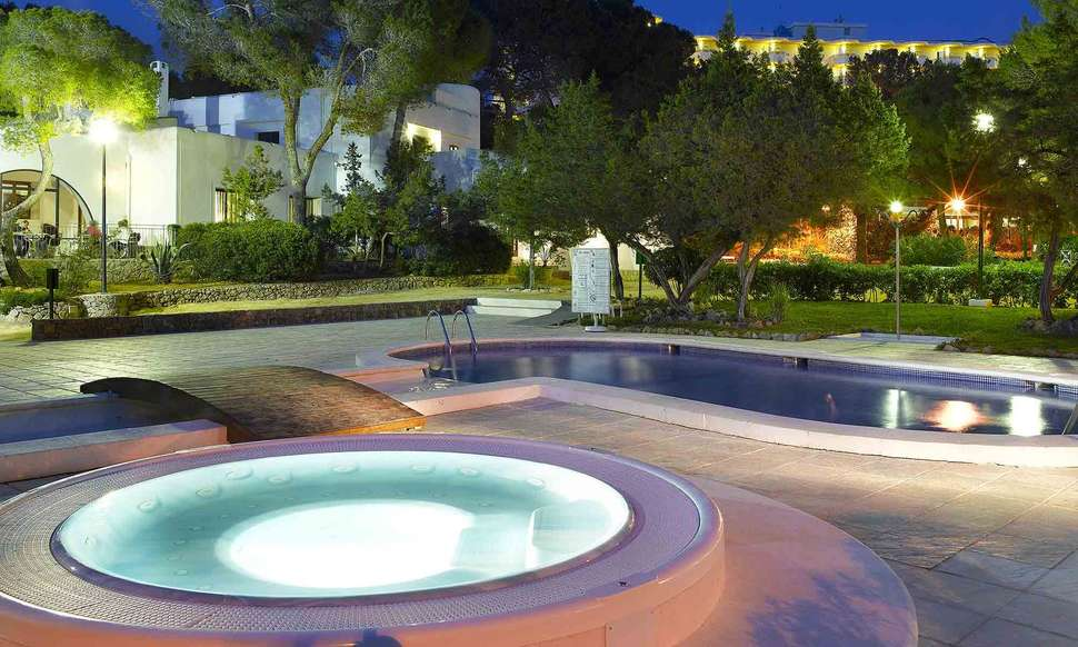 Hotel Fiesta Cala Gracio