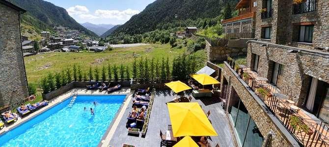 Princesa Parc Hotel Arinsal