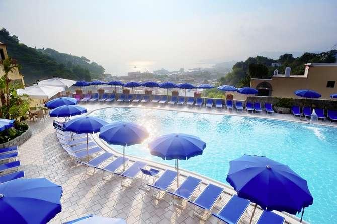 Hotel Terme San Lorenzo Forio