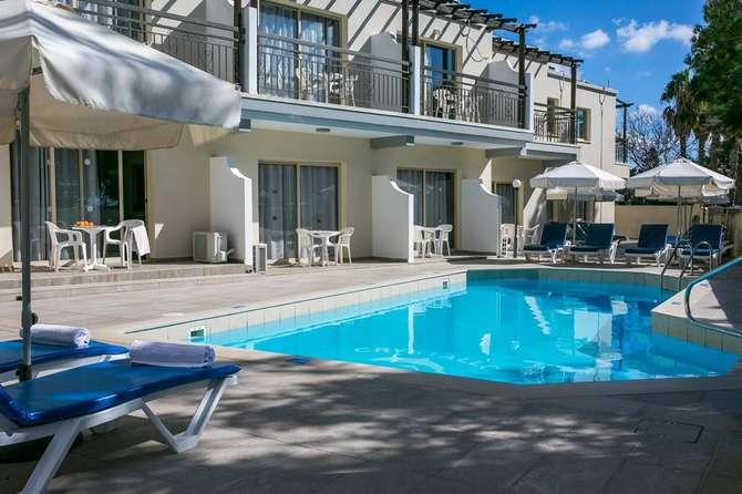 Crystallo Appartementen Paphos