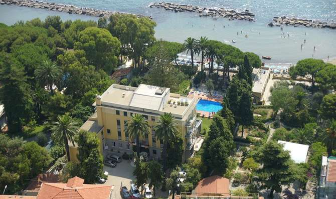 Hotel Eden Park Diano Marina