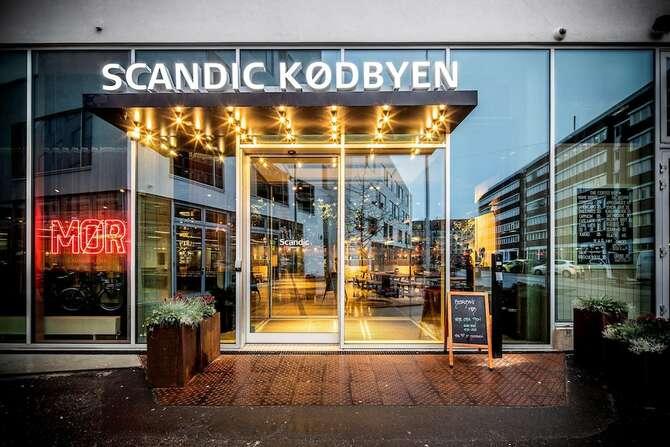 Scandic Kodbyen Kopenhagen
