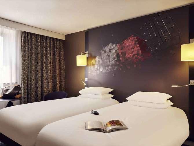 Hotel Mercure Le Havre Centre Le Havre