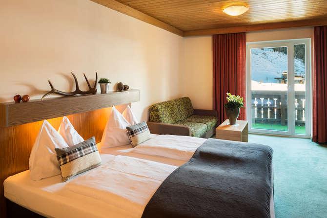 Hotel Hubertushof Hinterglemm