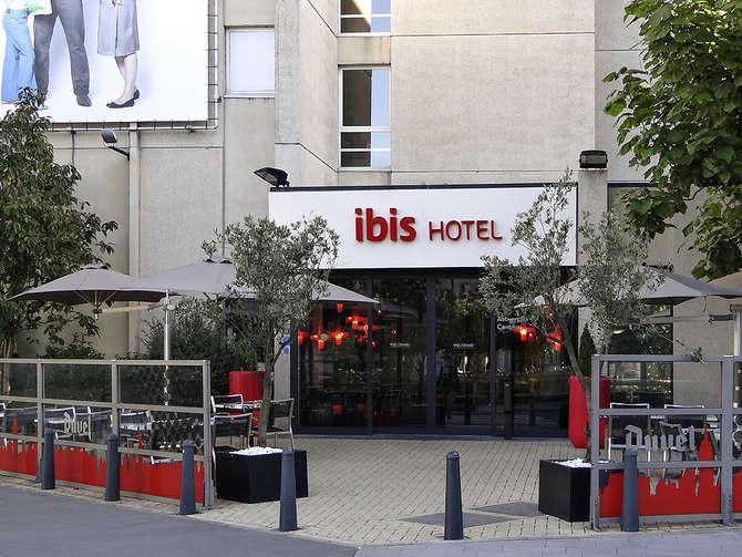 Hotel Ibis Antwerpen Centrum Antwerpen