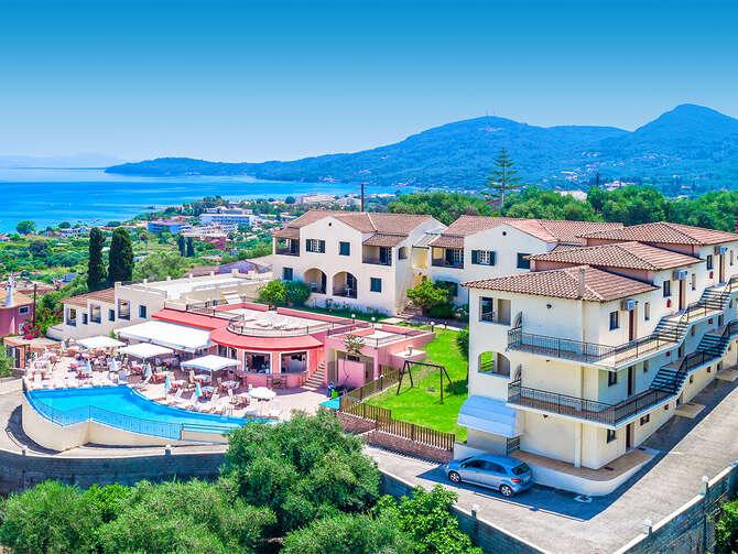 Aparthotel Corfu Pelagos Moraitika