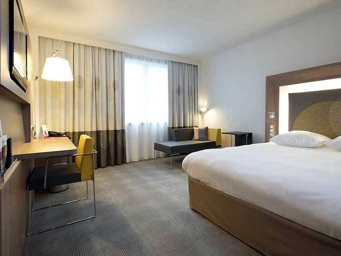 Novotel Brussels Centre Tour Noir Brussel