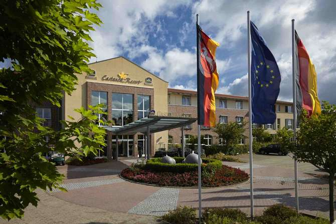 Best Western Premier Castanea Resort Hotel Adendorf