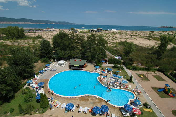 Hotel Delfin Sunny Beach
