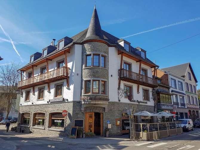 Cocoon Hotel Du Commerce Houffalize