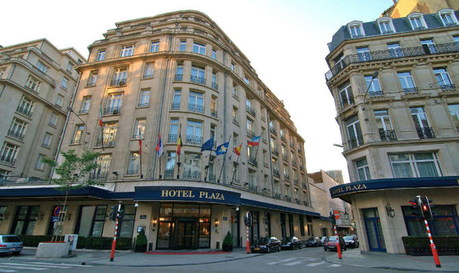 Hotel Le Plaza Brussel