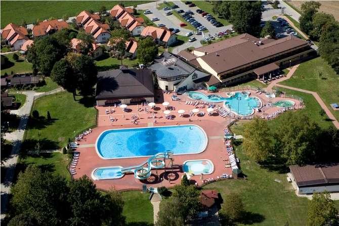 Hotel Zeleni Gaj Veržej