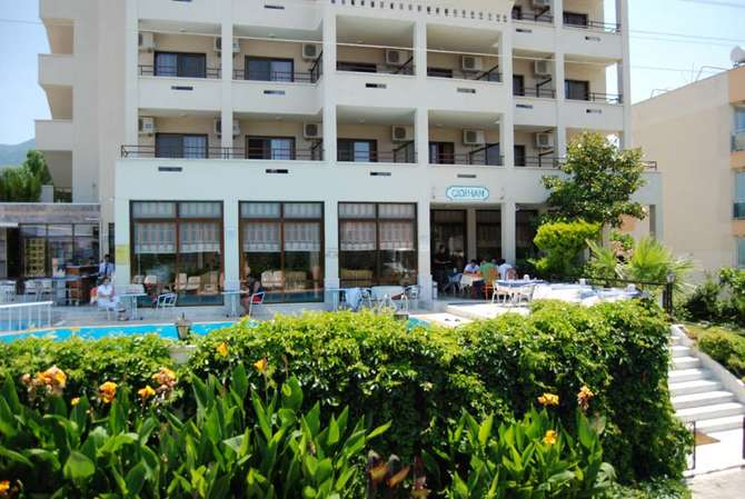 Cidihan Hotel Kusadasi