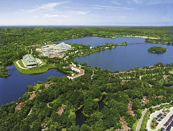 Center Parcs De Vossemeren Lommel