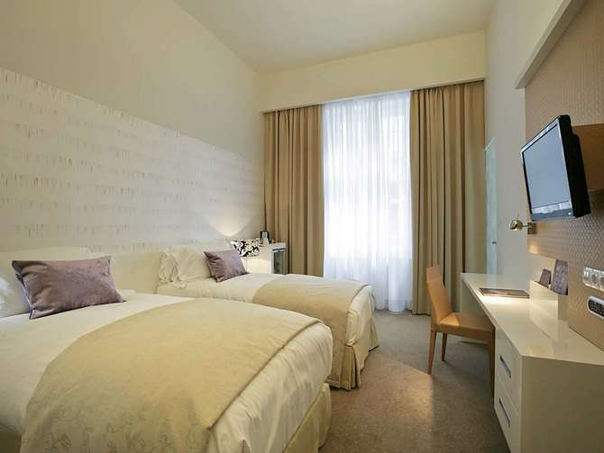 Hotel Nemzeti Mgallery Boedapest
