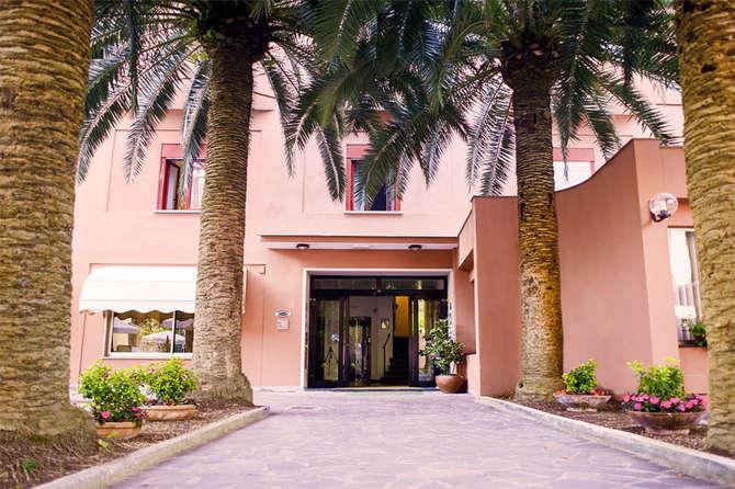 Hotel Le Palme Monterosso al Mare