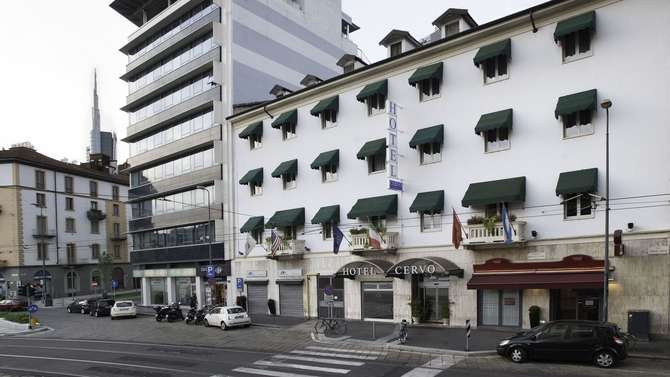 Cervo Hotel Milaan