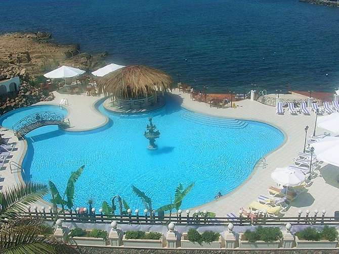 Rocks Hotel & Casino Kyrenia