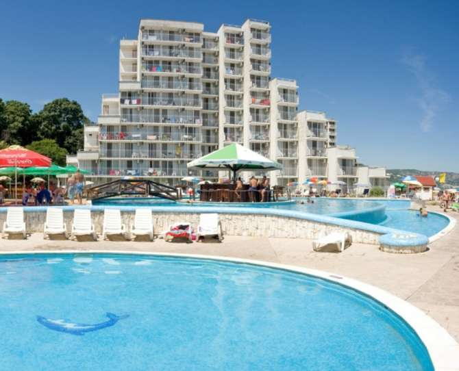 Hotel Elitsa Albena