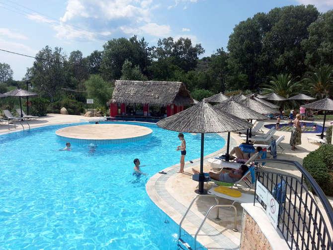 Hotel Makednos Elia Beach