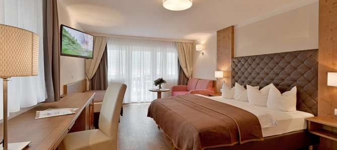 Hotel Brucke Mayrhofen