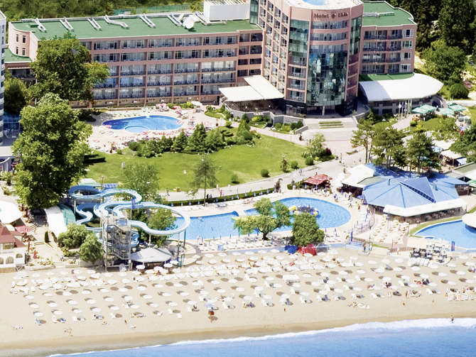 Hotel Lilia Golden Sands