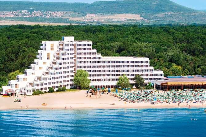 Hotel Gergana Beach Albena