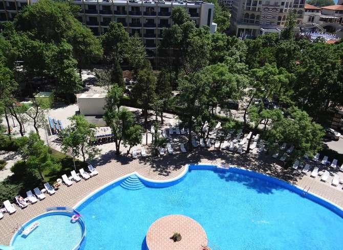Mpm Hotel Kalina Garden Sunny Beach