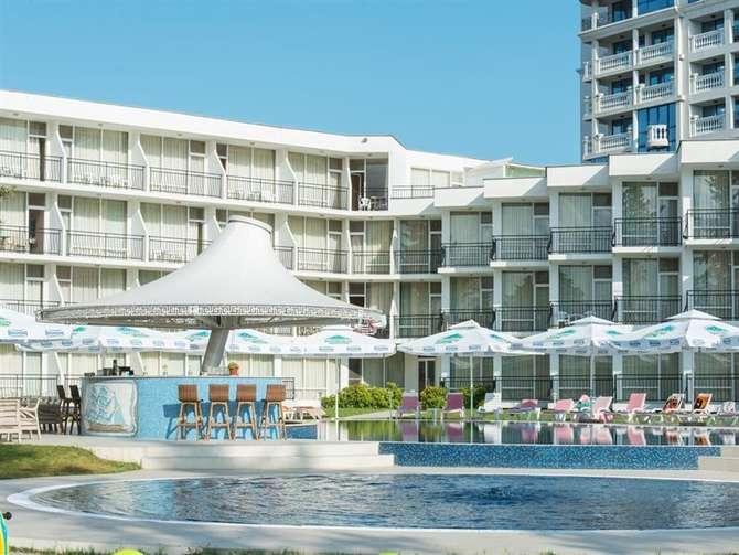 Hotel Avliga Beach Sunny Beach
