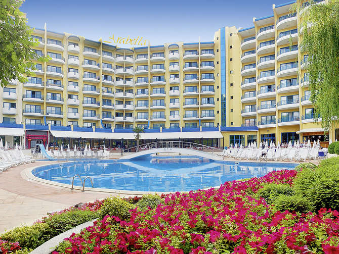 Hotel Grifid Arabella Golden Sands