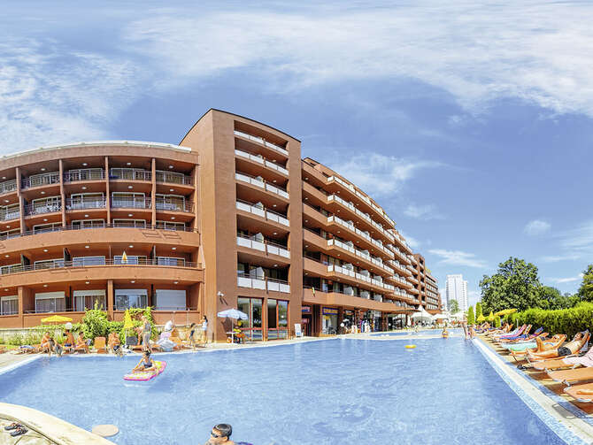 Hotel Gladiola Star Golden Sands