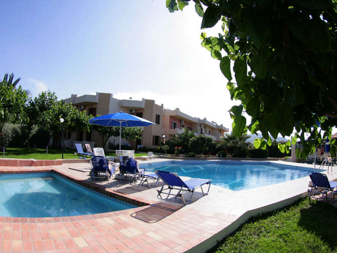 Angel Village Hotel Agia Pelagia