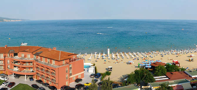 Hotel Astoria Sunny Beach