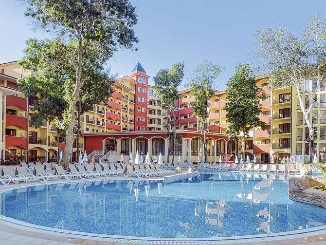 Hotel Grifid Bolero Golden Sands