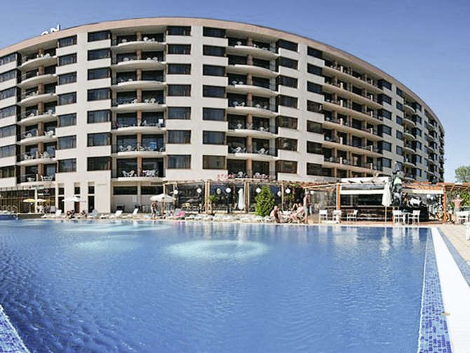 Aparthotel Poseidon Sunny Beach