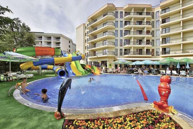Prestige Hotel & Aquapark Golden Sands