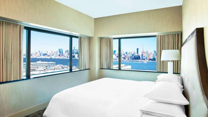 Sheraton Lincoln Harbor Hotel New York City