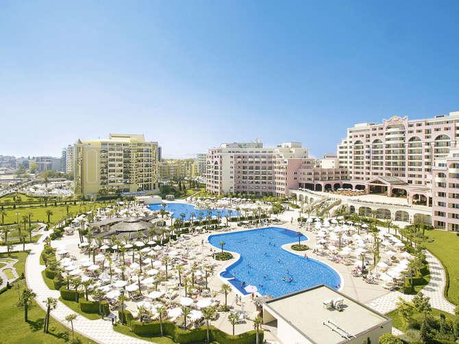 Majestic Beach Resort Sunny Beach