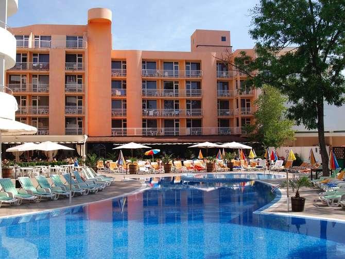 Sun Palace Aparthotel Sunny Beach